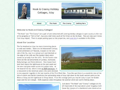 Link to Nook and Cranny website